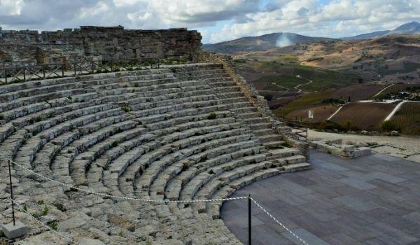 Parchi Archeologici in provincia di Trapani