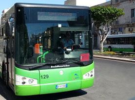 Trasporto pubblico: linee urbane ed extraurbane