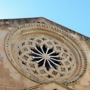 chiesa-di-santagostino-rosone-stile-gotico-trapani