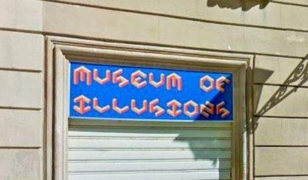 Museo delle Illusioni a Trapani